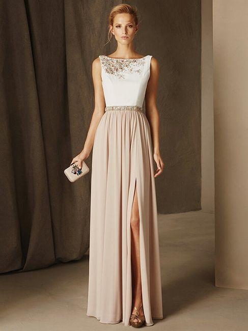 Vestidos para invitadas ¿Cuál te gusta más? 2