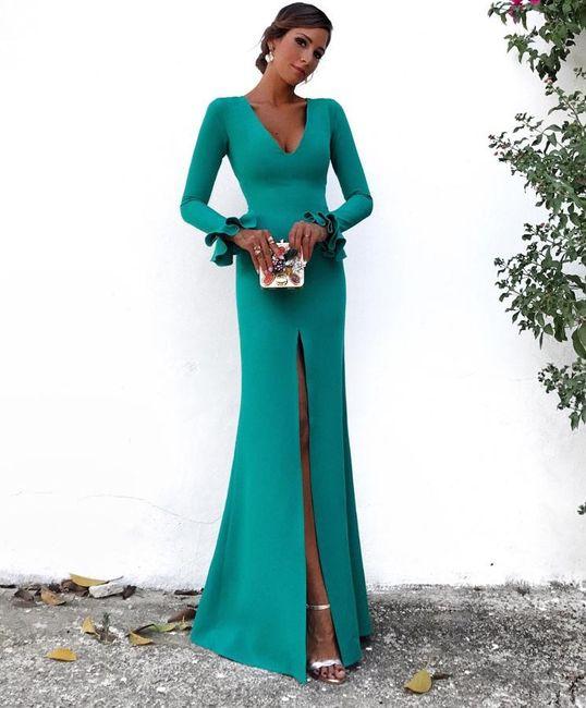Vestidos para invitadas ¿Cuál te gusta más? 3