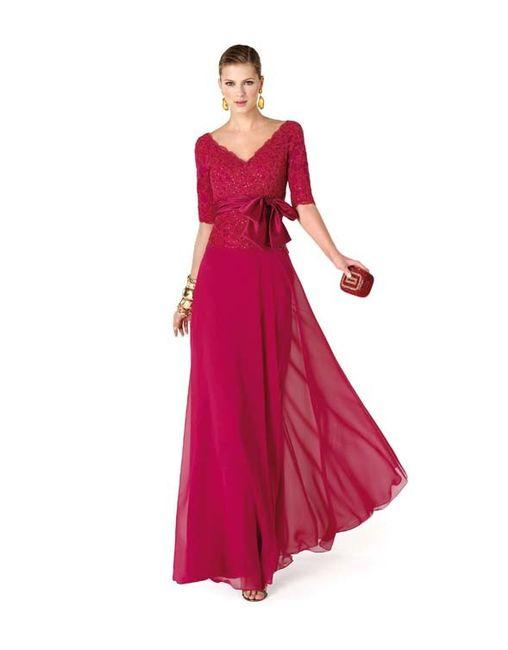 Vestidos para invitadas ¿Cuál te gusta más? 4