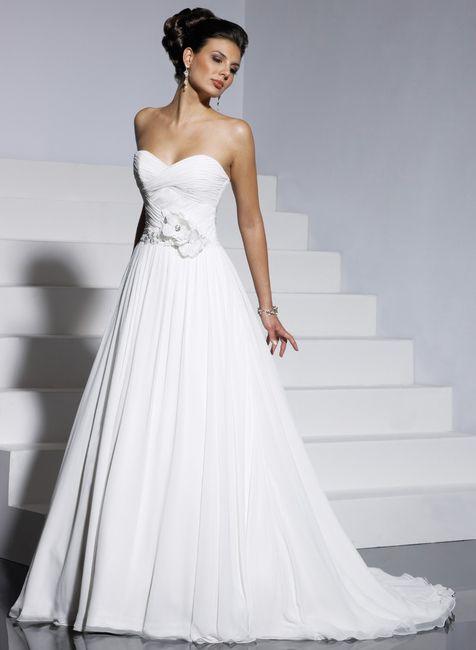 Confecciona tu vestido: ¡Elige el corte! 3