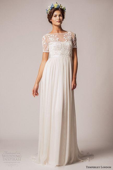 Confecciona tu vestido: ¡Elige el corte! 4