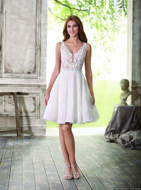 Confecciona tu vestido: ¡Elige el corte! 5