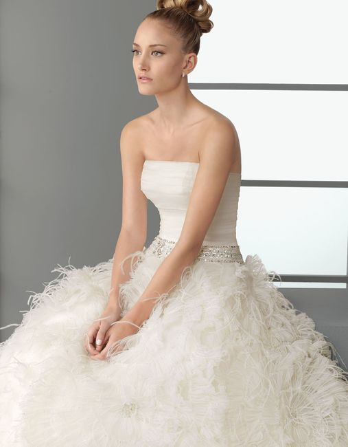 Confecciona tu vestido: ¡Elige el falda! 5
