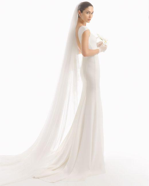 Confecciona tu vestido: ¡Elige el velo! 5