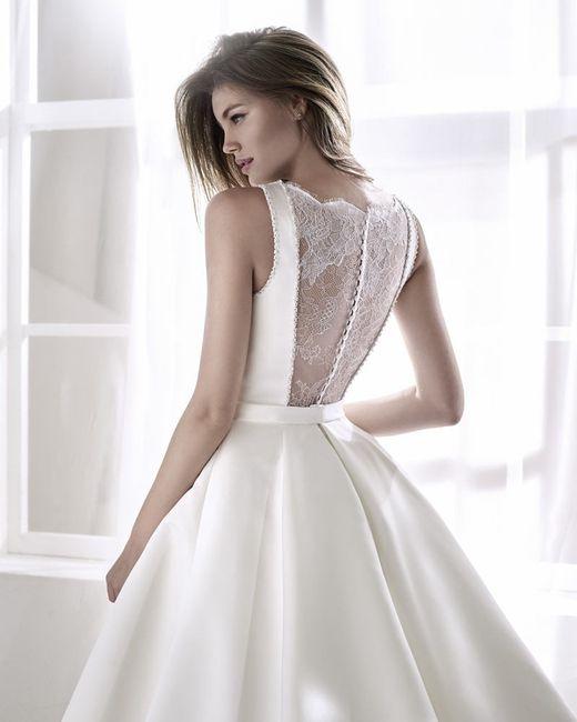 Confecciona tu vestido: ¡Elige la espalda! 1