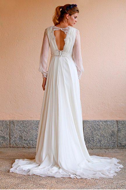 Confecciona tu vestido: ¡Elige la espalda! 2