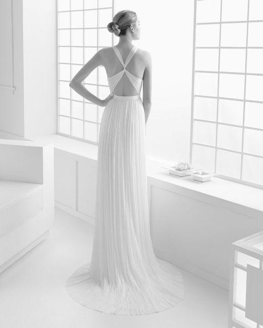 Confecciona tu vestido: ¡Elige la espalda! 4