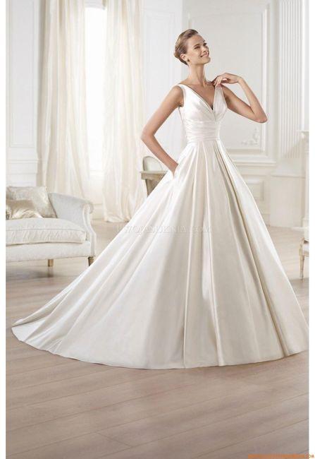 Confecciona tu vestido: ¡Elige la tela! 2