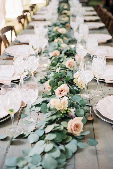 Encuentra la decoración de las mesas 🌈😍 2