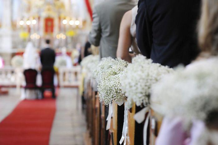 ⛪ ¿Cuánto cuesta el matrimonio religioso? 1