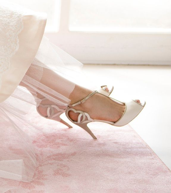 ¿Qué zapatos te gustan más? 👰 1