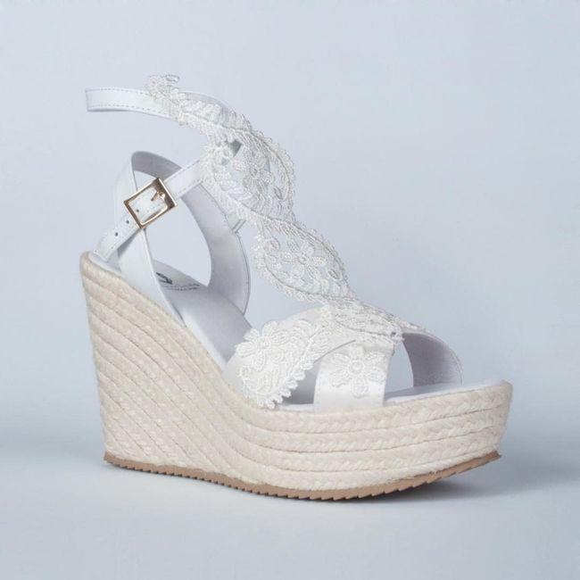 ¿Qué zapatos te gustan más? 👰 4