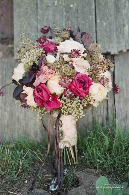 ¿Qué bouquet te gusta más? 👰 4