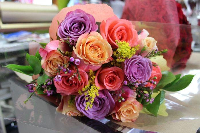 ¿Qué bouquet te gusta más? 👰 3