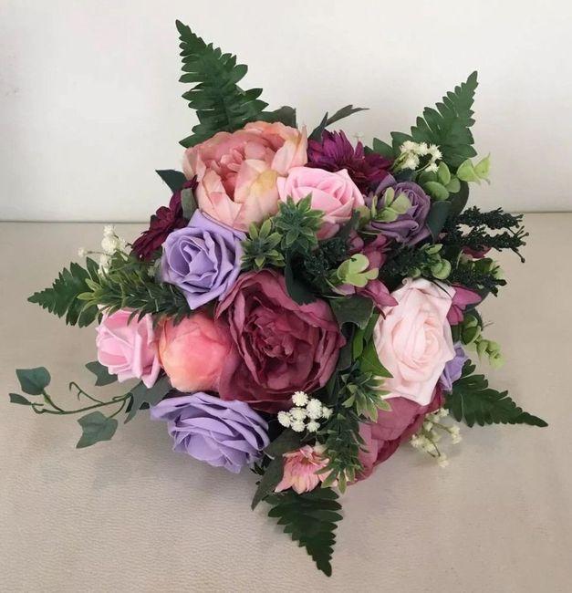 ¿Qué bouquet te gusta más? 👰 2