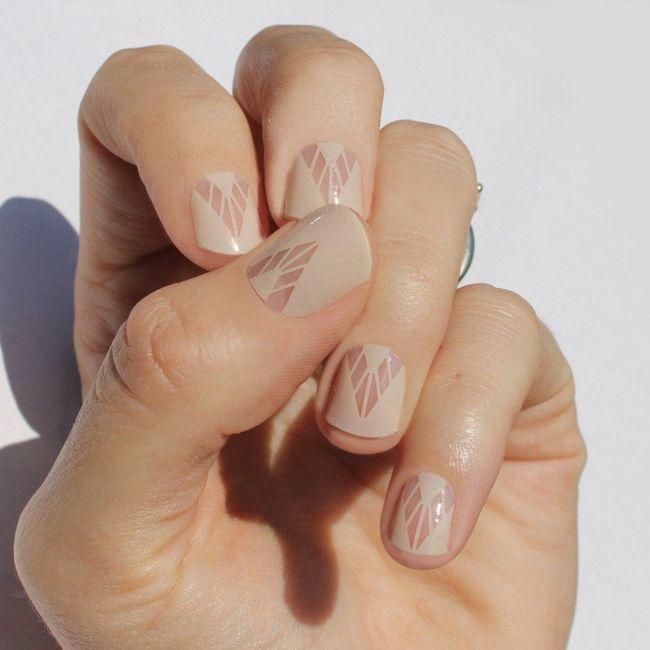 ¿Qué manicure te gusta más? 👰 4