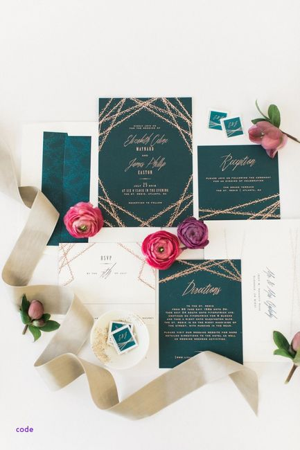 ¿Qué invitaciones te gustan más?👰 1