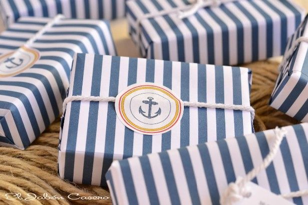 🎁 Recuerdos marineros para tu matrimonio 3