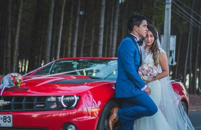 3 estilos de carro de matrimonio ¿Cuál es el tuyo? 3