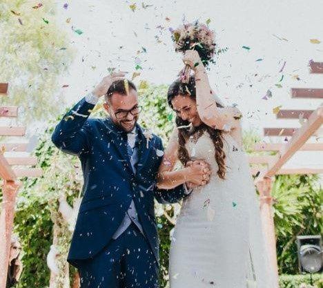 Tendencias de boda 2019 ¡Escoge tu preferida! 1
