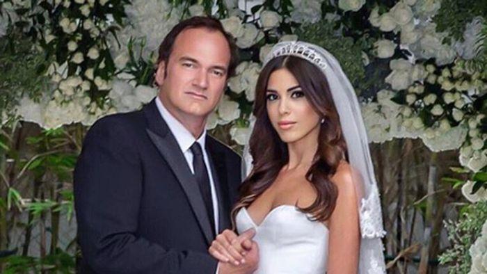 ¡Luces, cámara, acción: Quentin Tarantino se casó! 1
