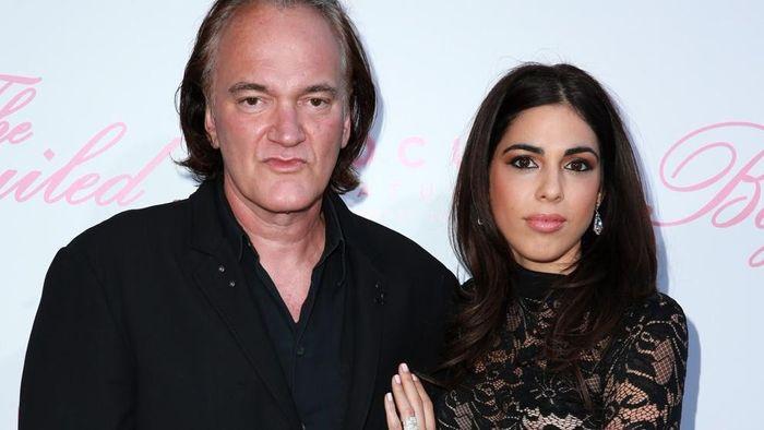 ¡Luces, cámara, acción: Quentin Tarantino se casó! 2