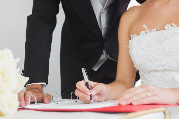 ¿Cuánto les ha costado casarse por civil? 👰 1