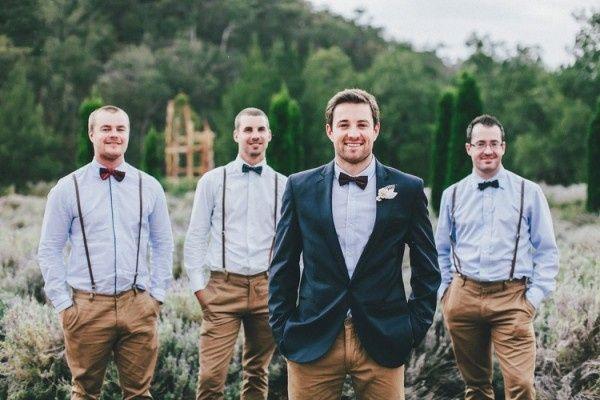 El padrino y el novio deben ir con el mismo dress code ¿Acierto o Error? 1
