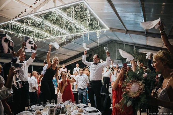 ¿Cuántos invitados tendrás en tu boda? 1