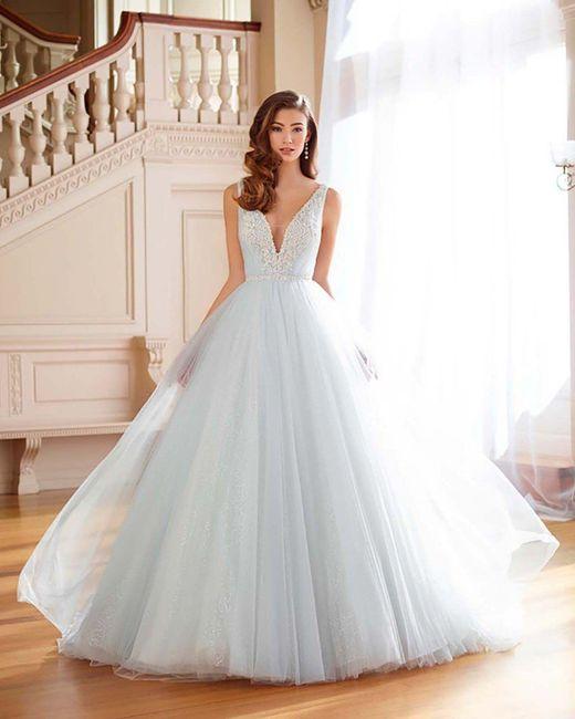 5 Vestidos de Novia tipo Princesa 1