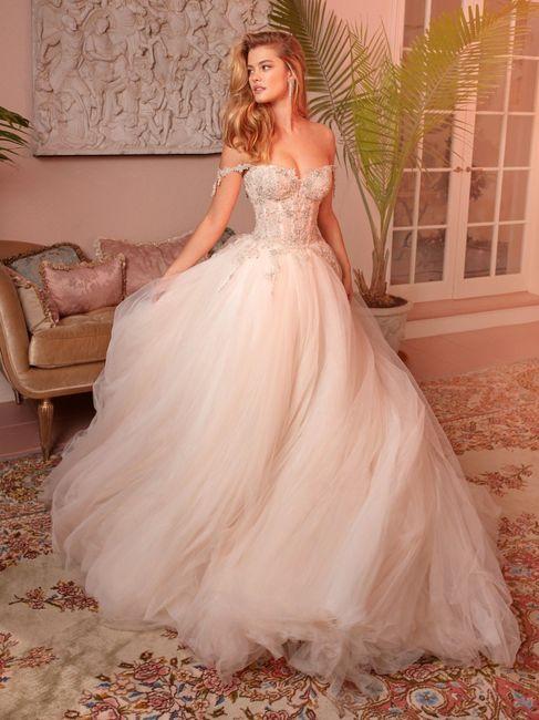 5 Vestidos de Novia tipo Princesa 2
