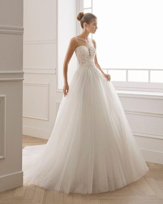 5 Vestidos de Novia tipo Princesa 5