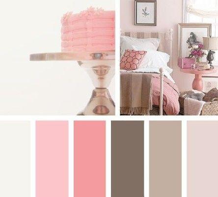 ¡Paleta de colores con ROSA! 🌈 2