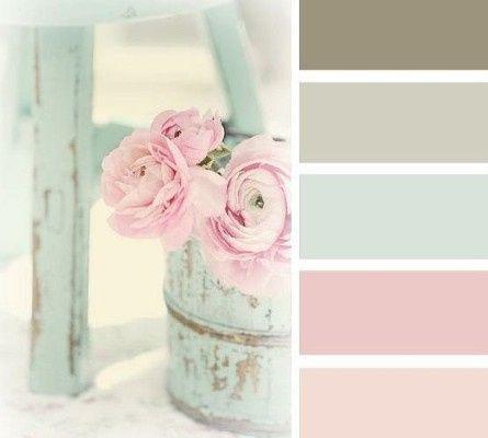 ¡Paleta de colores con ROSA! 🌈 4