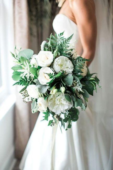 ¿Cuál ramo de novia te gusta más? 2