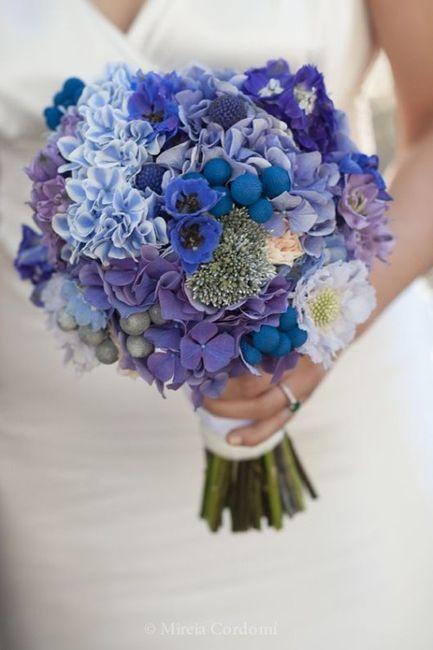 ¿Cuál ramo de novia te gusta más? 3