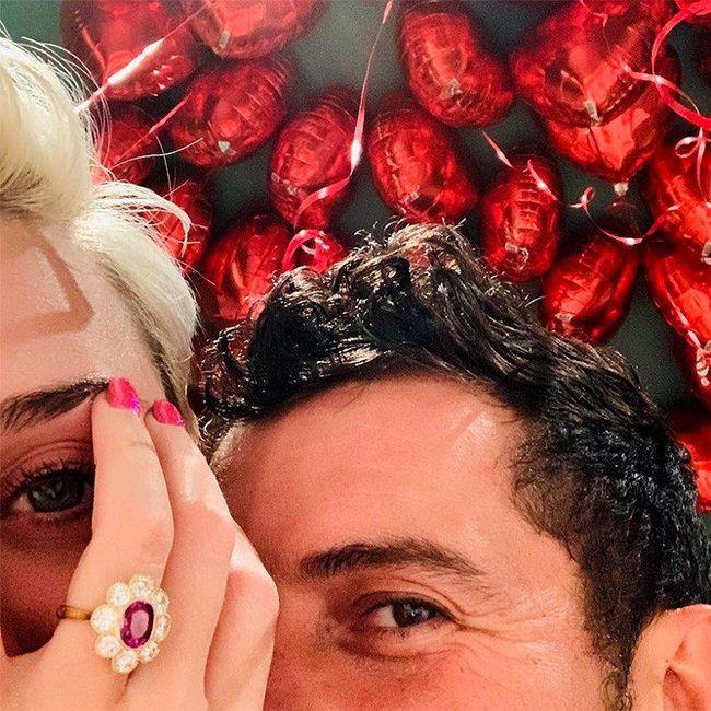 Campanas de boda 2020: Katy Perry y Orlando Bloom se casan  👰 🤵 1