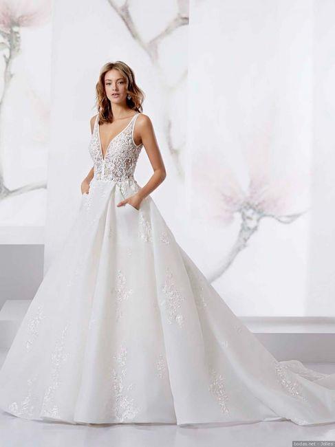 Wedding Combat ¡Este VESTIDO me enamora! 1