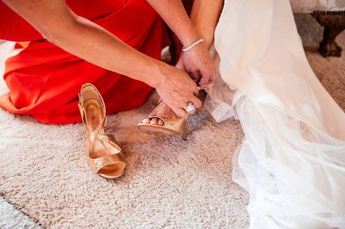 Wedding Combat ¡Estos ZAPATOS me enamoran! 1