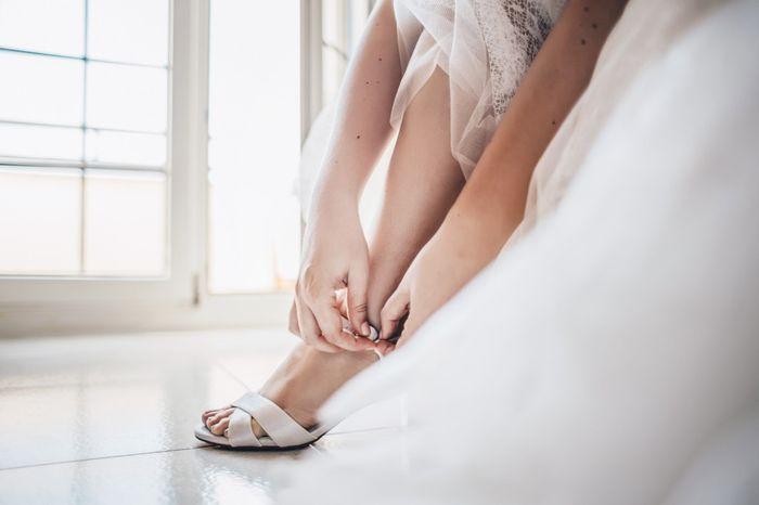 Wedding Combat ¡Estos ZAPATOS me enamoran! 2