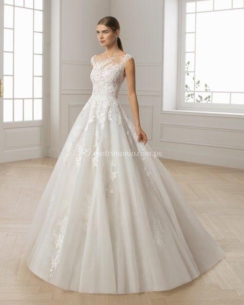 Vestido de novia ¿Con encaje o liso? 2