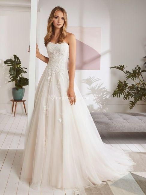 Vestido de novia ¿Con o sin cinturón? 2