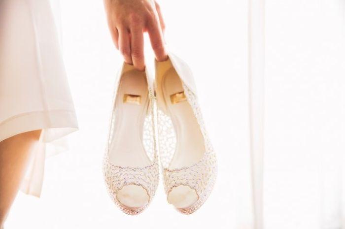 Tus zapatos de novia según la fecha de tu matrimonio 2