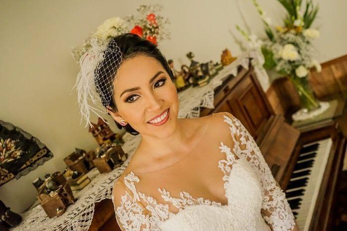 Tu maquillaje de novia según la fecha de tu matrimonio 1