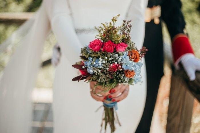Tu bouquet de novia según la fecha de tu matrimonio 1