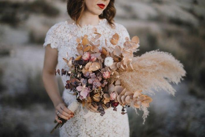 Tu bouquet de novia según la fecha de tu matrimonio 4