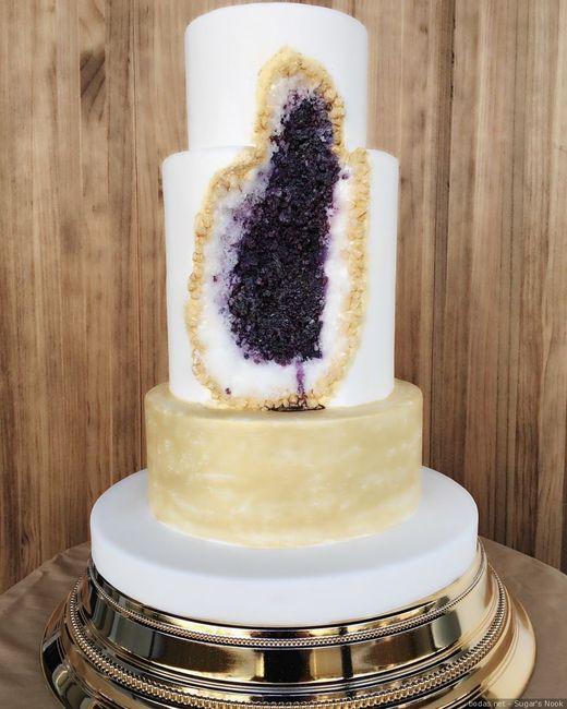 Tu torta según la fecha de tu matrimonio 1