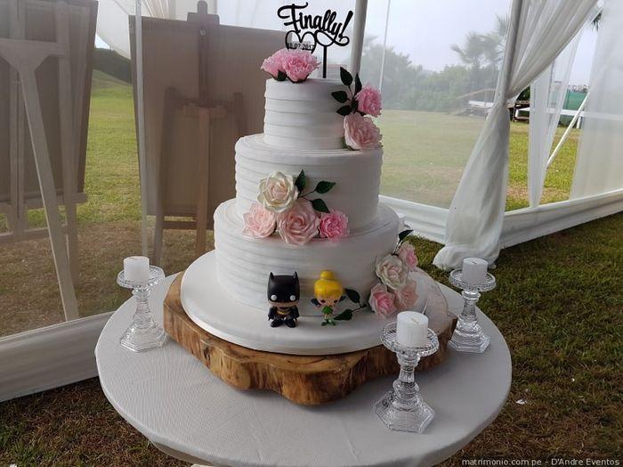 Tu torta según la fecha de tu matrimonio 2