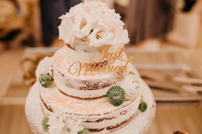 Tu torta según la fecha de tu matrimonio 3