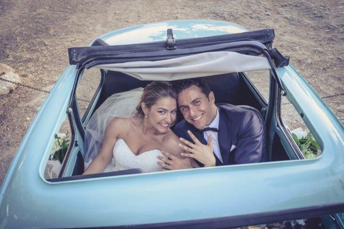 Tu carro de novios según la fecha de tu matrimonio 4